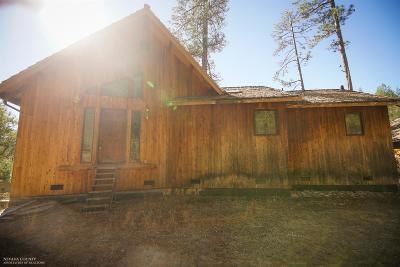 Nevada City Single Family Home For Sale: 13003 Little Deer Creek Lane