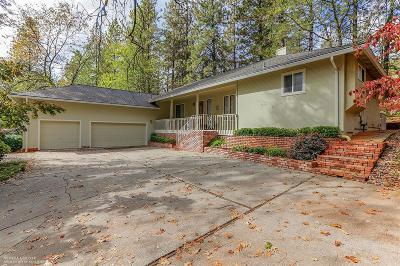 Nevada County Single Family Home For Sale: 15566 Carrie Drive