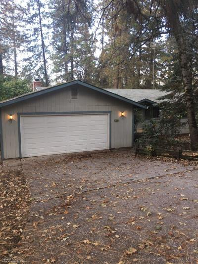 Nevada County Single Family Home For Sale: 11540 Marilyn Court