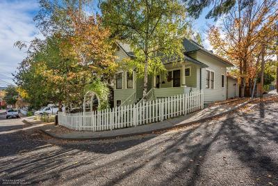 Grass Valley Single Family Home For Sale: 115 Mohawk Street
