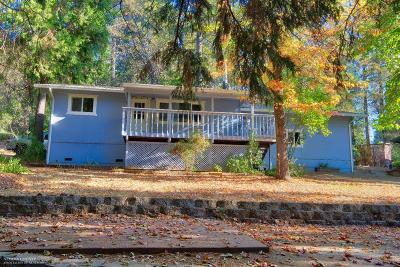 Grass Valley Single Family Home For Sale: 10072 Narrow Gauge Lane