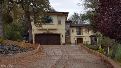 Single Family Home For Sale: 17899 Huckleberry Drive