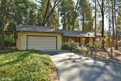Nevada City CA Single Family Home For Sale: $349,000