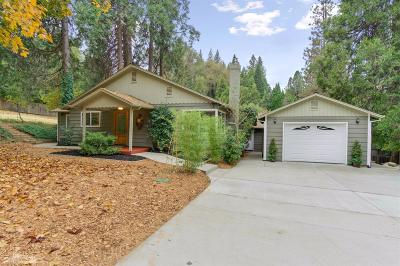 Grass Valley Single Family Home For Sale: 13828 Clover Leaf Court