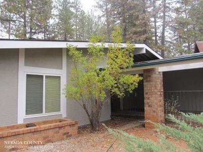 Nevada County Single Family Home For Sale: 18433 Alexandra Way