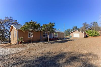 Nevada County Single Family Home For Sale: 11486 Hutto Road