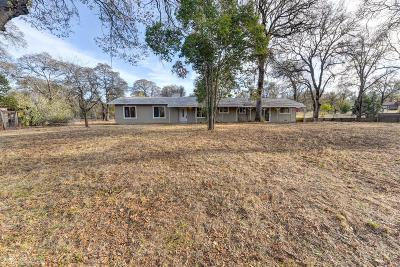 Single Family Home For Sale: 26161 Table Meadow Road