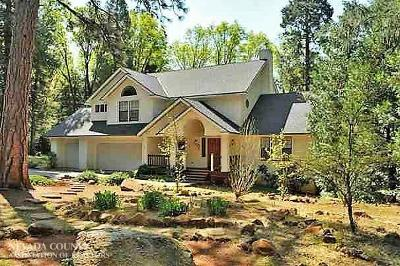 Nevada City CA Single Family Home For Sale: $715,000