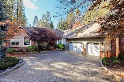 Grass Valley Single Family Home For Sale: 16573 Sharon Way