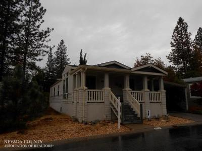 Grass Valley CA Mobile/Manufactured For Sale: $99,750
