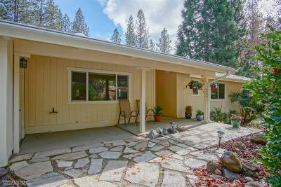 Nevada County Single Family Home For Sale: 10525 West Piper Lane