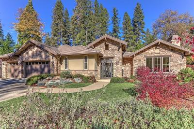 Grass Valley Single Family Home For Sale: 12492 New Brunswick Court