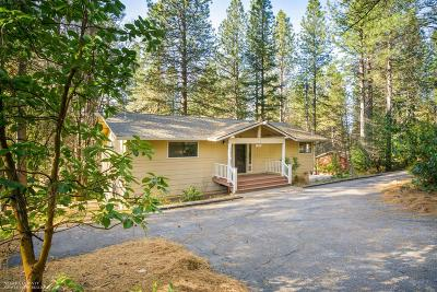 Nevada City Single Family Home For Sale: 11566 Forest View Drive
