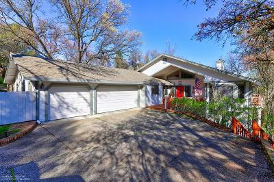 Nevada County Single Family Home For Sale: 19580 Explorer Drive