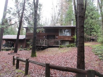 Nevada City Single Family Home For Sale: 19869 New Rome Road