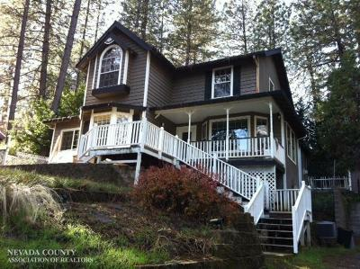 Grass Valley CA Single Family Home Pending: $410,888