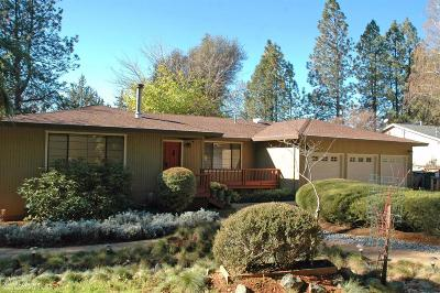 Grass Valley Single Family Home For Sale: 16620 Norlene Way