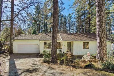 Grass Valley Single Family Home For Sale: 10853 Barde Court