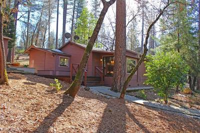 Grass Valley Single Family Home For Sale: 18002 Colfax Highway