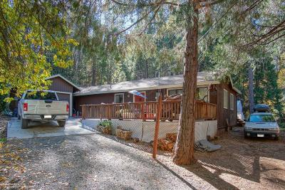 Grass Valley Single Family Home For Sale: 16431 Old State Highway
