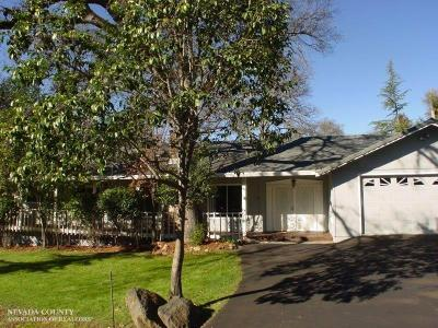 Auburn Single Family Home For Sale: 12044 Birch Way