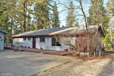 Grass Valley Single Family Home For Sale: 12552 Honeydew Lane