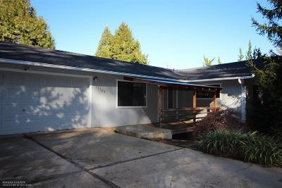 Grass Valley Single Family Home For Sale: 11104 Ball Road