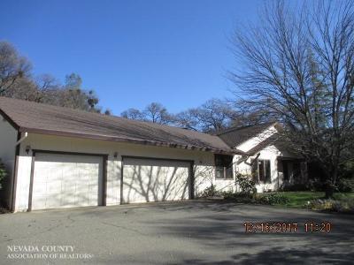 Auburn Single Family Home For Sale: 22861 Pheasant Court