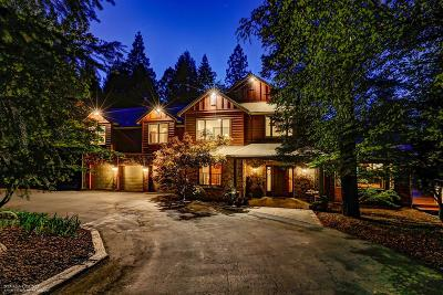 Nevada City Single Family Home For Sale: 10955 Murchie Mine Road