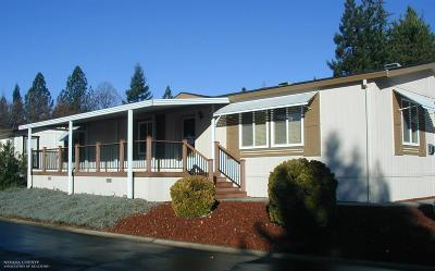 Grass Valley CA Mobile/Manufactured Sold: $137,500