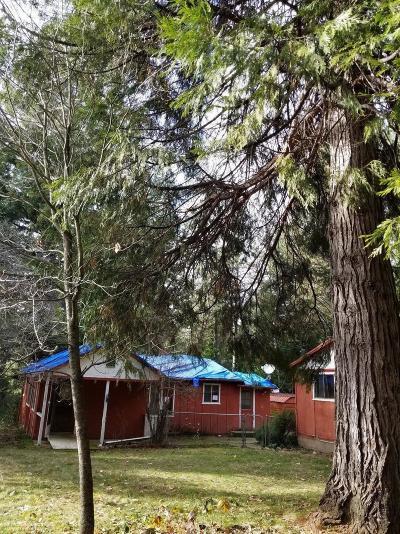 Nevada City Single Family Home Active REO: 11881 Wild Cherry Lane