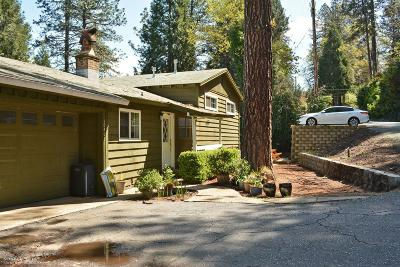 Grass Valley Multi Family Home For Sale: 10808 Gold Hill Drive
