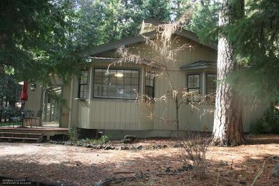 Grass Valley Single Family Home For Sale: 14076 Glenn Pines Road
