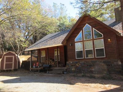Grass Valley Single Family Home For Sale: 22457 Jennifer Drive
