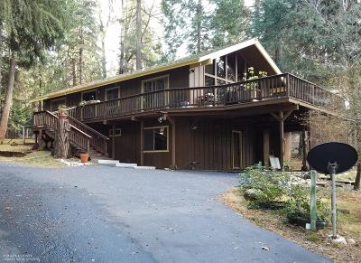 Nevada City Single Family Home For Sale: 12765 Quaker Hill Cross Road