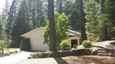 Grass Valley Single Family Home For Sale: 12034 Cordell Court