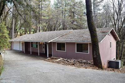 Nevada County Single Family Home For Sale: 15559 Carrie Drive