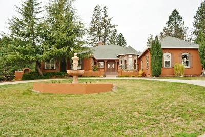Grass Valley Single Family Home For Sale: 16354 Alexandra Way