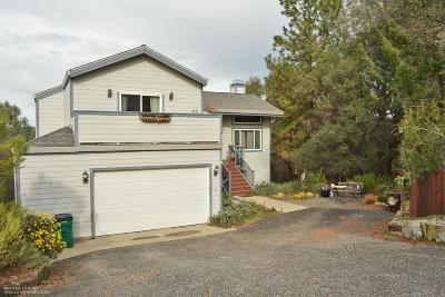 Single Family Home For Sale: 11594 Madrone Court
