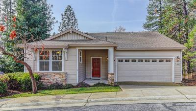 Grass Valley Single Family Home For Sale: 148 Starling Circle