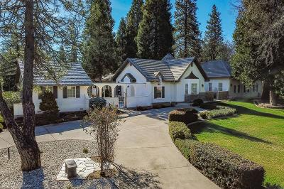 Grass Valley Single Family Home For Sale: 12854 Chatsworth Lane