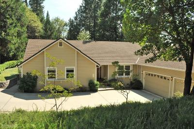 Grass Valley Single Family Home For Sale: 142 Picadilly Lane