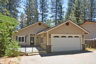 Grass Valley CA Single Family Home Sold: $445,000