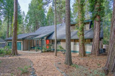 Nevada City CA Single Family Home For Sale: $562,000