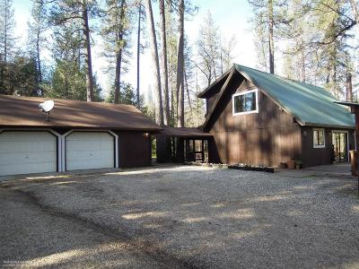 Grass Valley Single Family Home For Sale: 16753 Greenhorn Road