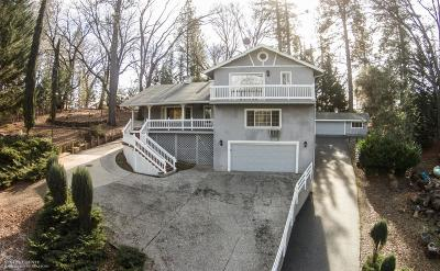 Grass Valley Single Family Home For Sale: 15290 Lorie Drive
