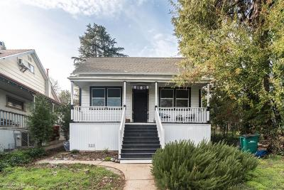 Grass Valley Single Family Home For Sale: 318 Mill Street