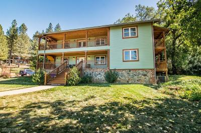 Nevada City CA Single Family Home For Sale: $550,000