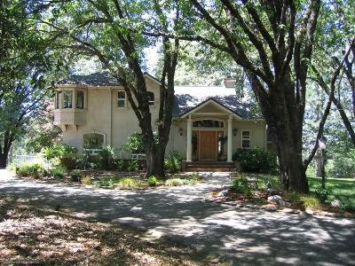Grass Valley Single Family Home For Sale: 18825 Blackhawk Court