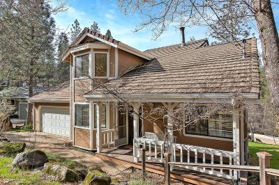 Grass Valley Single Family Home For Sale: 12316 Francis Drive